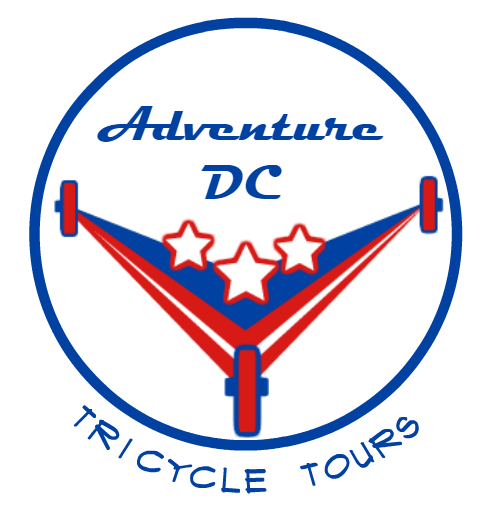 Adventure DC Tricycle Tours Logo